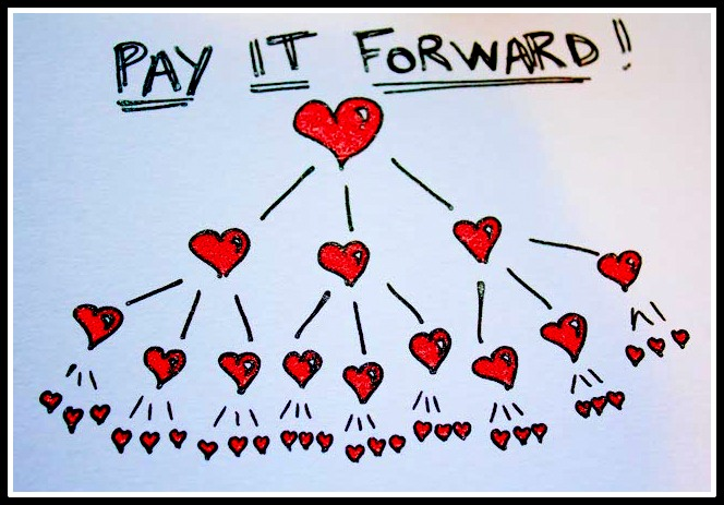 ~ Paying It Forward ~