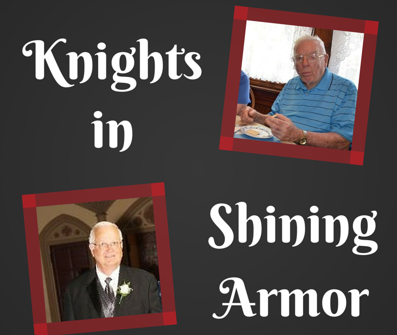 ~ Knights in Shining Armor ~