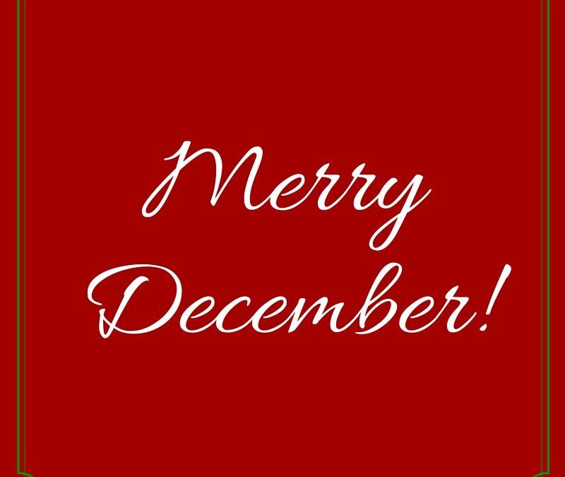 ~ Merry December! ~
