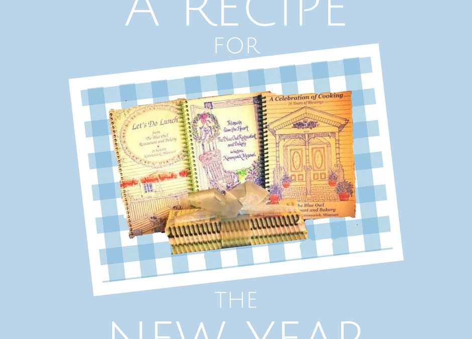 A Recipe for the New Year