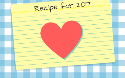 ~ Your Recipe for 2017 ~
