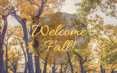 ~ Welcome, Fall! ~