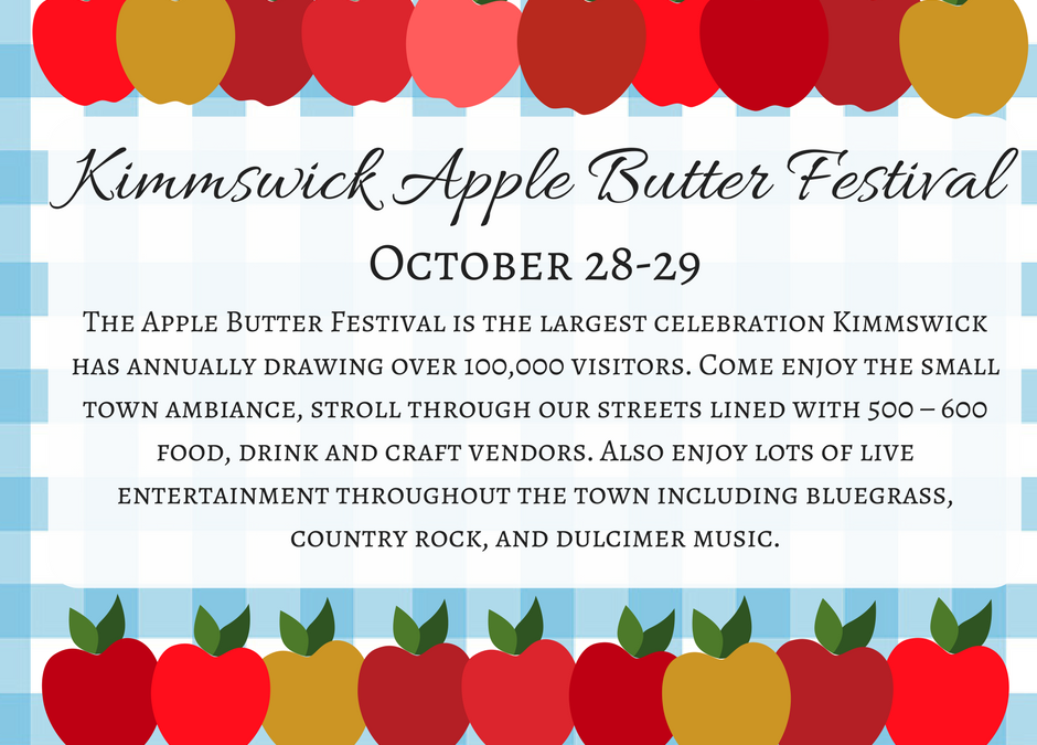 ~ Apple Butter Festival ~