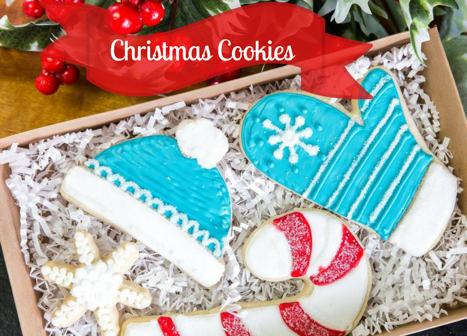 ~ Decorated Butter Cookies ~