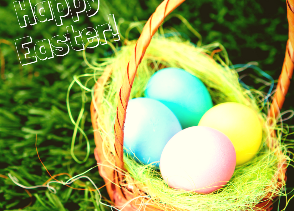 ~ What's In Your Easter Basket? ~
