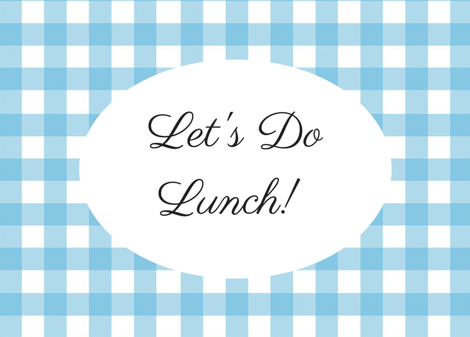 Let's Do Lunch with St. Charles Park District