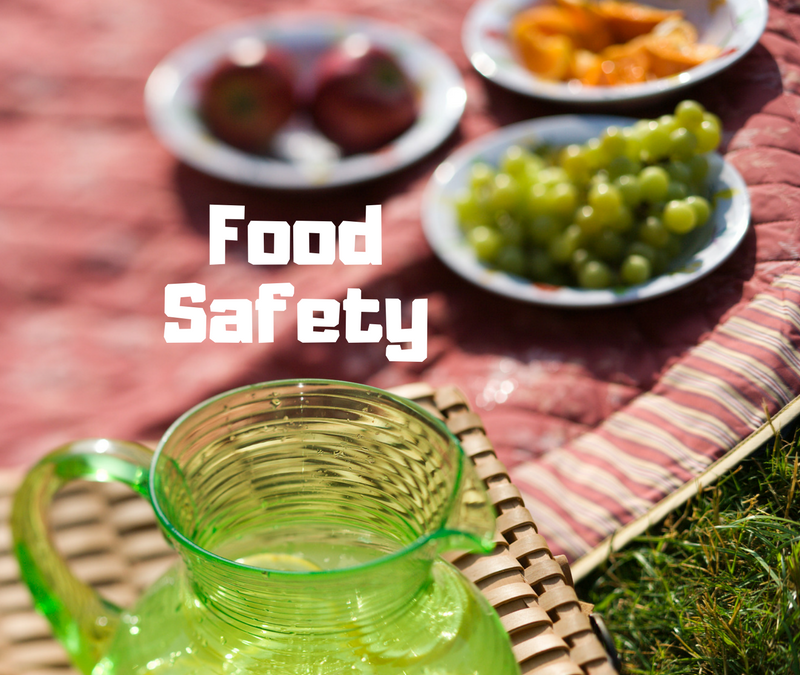 ~ Summer Food Safety ~