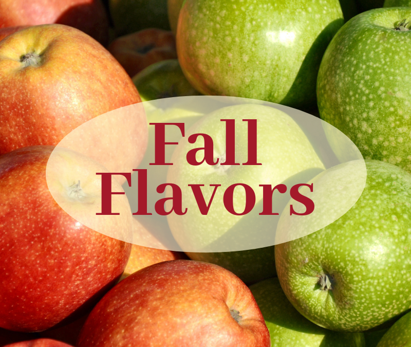 ~ Fall Flavors ~