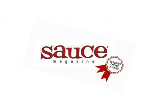 Sauce Magazine: Reader's Choice