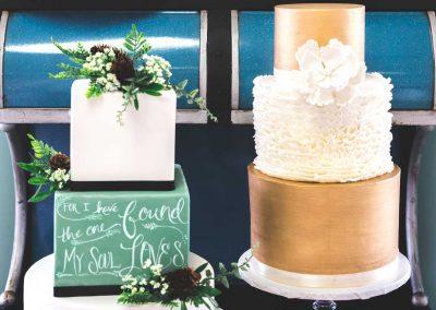 WeddingCakes Blue Owl Bakery St Louis