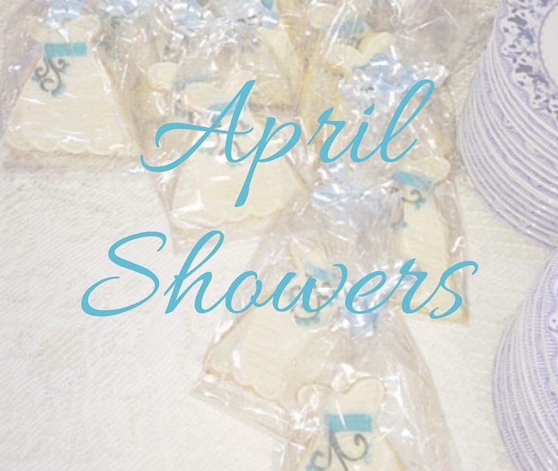 April Showers: Fun for the Bride-to-Be!