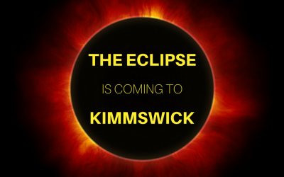 ~ The Eclipse is Coming to Kimmswick! ~